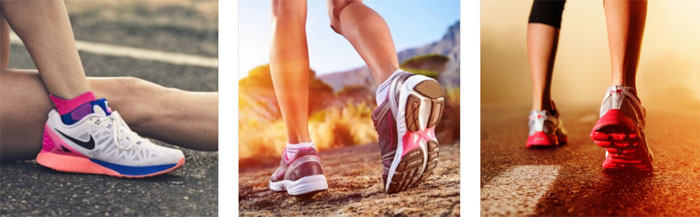 Кроссовки: здоровый взгляд и специфика поиска