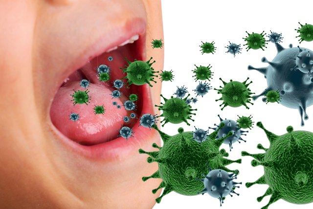 Лучшее лечение бактерий в ротовой полости